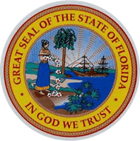 Florida Coastline Process Server Logo