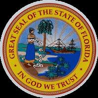 Florida Coastline Process Server Logo